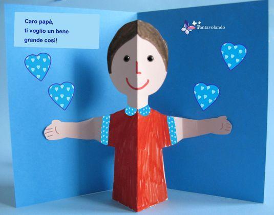 Lindas sugestões, passo a passo e belos cartões para você se inspirar e fazer com seus alunos e/ou filhos para o dia dos pais.