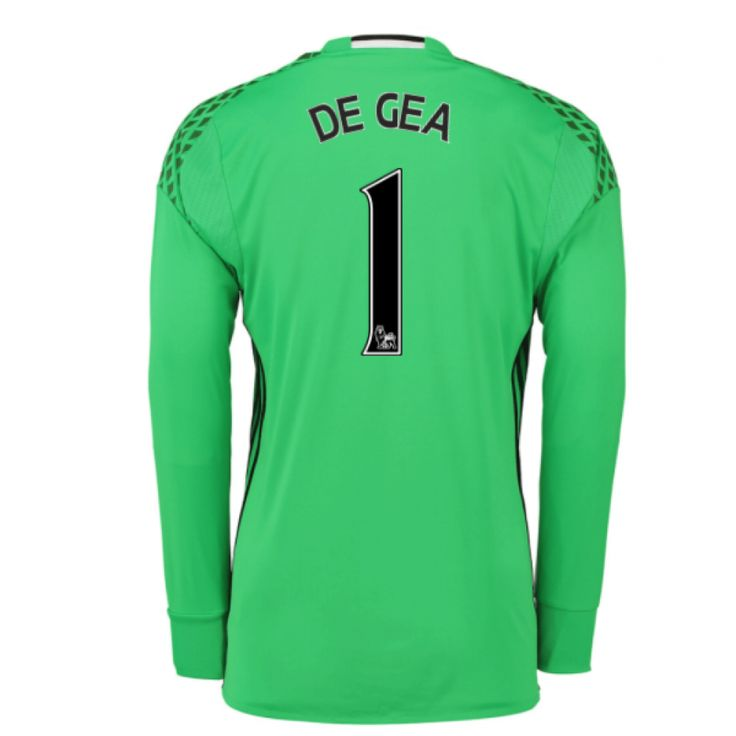2016-17 Man Utd Away Goalkeepers Shirt (De Gea 1) #sports #sportsshopping #sportswear