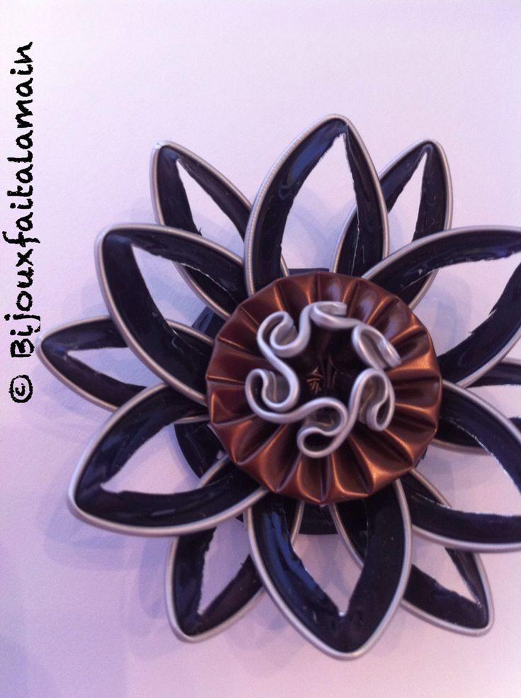 Fleur en capsules Nespresso