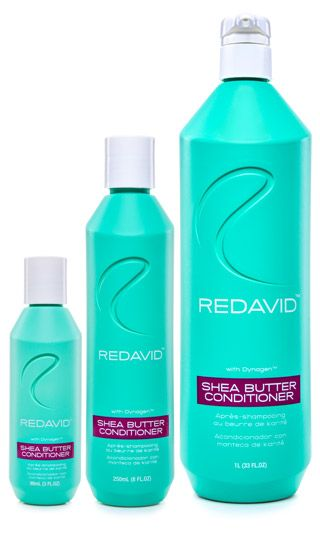 SHEA BUTTER CONDITIONER: Beautiful, healthy, luxurious hair | http://www.redavidhair.com/products/shea-butter-conditioner/