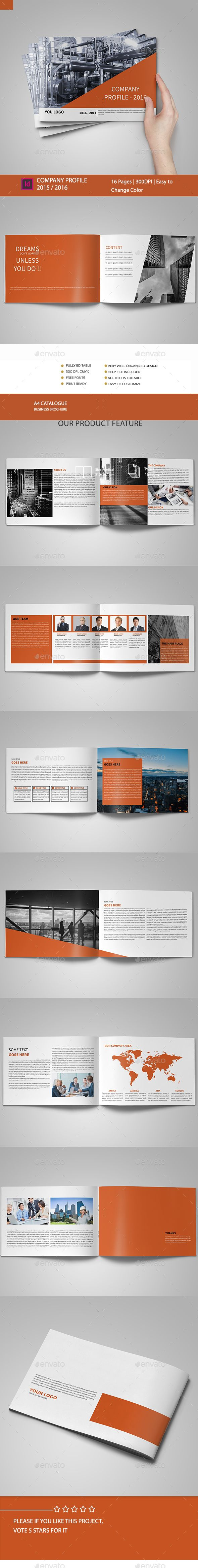 Corporate Brochure Template - Brochures Print Template InDesign INDD. Download here: http://graphicriver.net/item/corporate-brochure-template/16607298?ref=yinkira