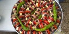 Fırında Patlıcan Kebabı Tarifi   Mutfakta Yemek Tarifleri