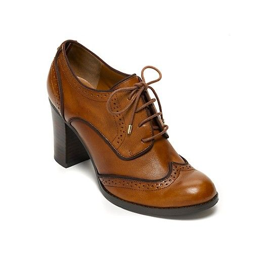 HEELED OXFORD from Tommy Hilfiger sz 8 or 8.5