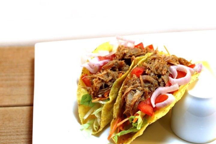 Pulled Pork Taco's - Pulled pork over? Maak dan eens deze heerlijke taco's!