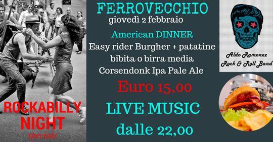 Rockabilly nighta Coccaglio  http://www.panesalamina.com/2017/53717-rockabilly-nighta-coccaglio.html