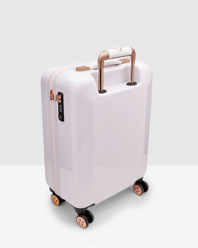 Hanging Garden small suitcase - Nude Pink | Bags | Ted Baker UK