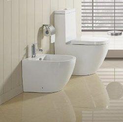 Modern Bathroom Floor Standing Bidet - Terzo