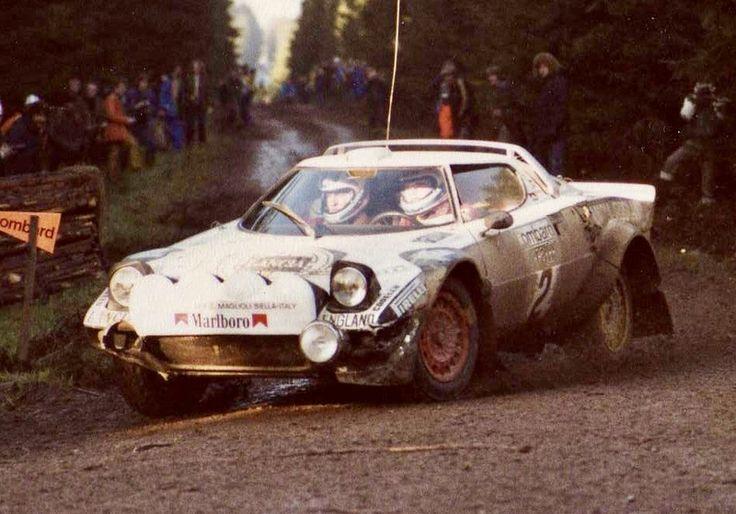 Lancia Stratos Alen Rac 79