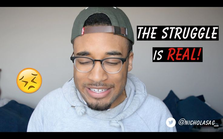THE STRUGGLE IS REAL! | Nicholas Cross