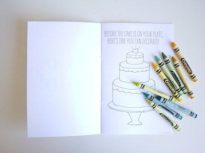 Activity Book for Kids | 31 Free Wedding Printables Every Bride-To-Be Should Know About