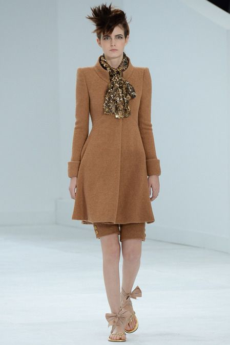 Chanel couture-2014/15 coat