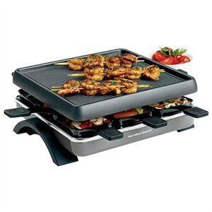 Raclette grill.