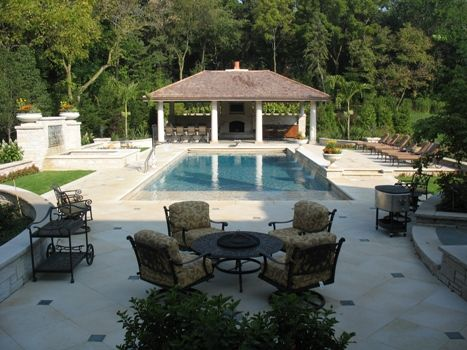 42 best images about pool decks and patios on pinterest backyard retreat pools and covered patios - Swimming pool patio designs ...