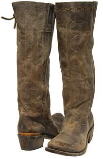 Golden Goose Tall Fitted Cowboy Boots-- #style #fashion #accessories