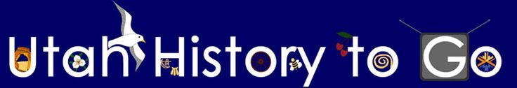 Utah History to Go: A resource provided by Utah State History to provide you with information about Utah's history.