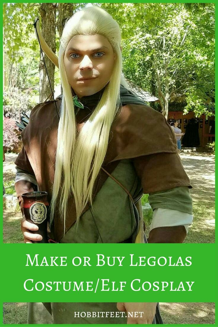 Here we look at some ready-made Legolas costumes available through various sellers, as well as providing some tips for creating your own Legolas costume.