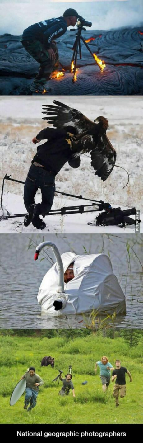 National geographic photographers