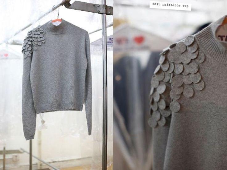 Ms Cosmo: Wardrobe Re-fashion (Πουλόβερ) ! Άλλαξε το!: