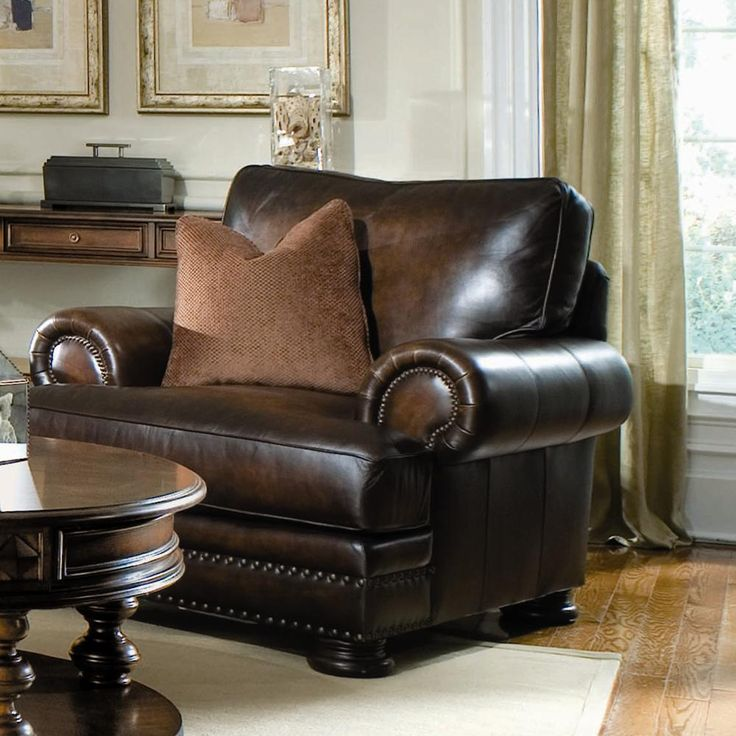 Foster Upholstered Living Room Chair By Bernhardt At Belfort Furniture