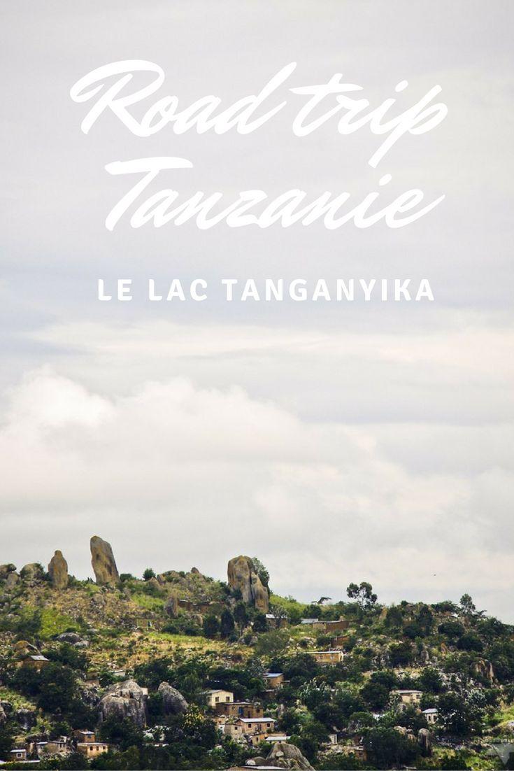 Road trip en train, bus et bateau à travers la Tanzanie. Croisière sur le lac Tanganyika durant 3 jours.