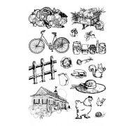 Lepidla a laky ve spreji - Krátká videa- nápady - Tisk na ubrousek- jak na to - Výtvarné hračky