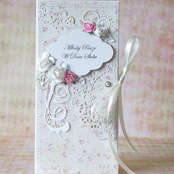 #polandhandmade,  #scrapbooking, #wedding #cards, #rudlis