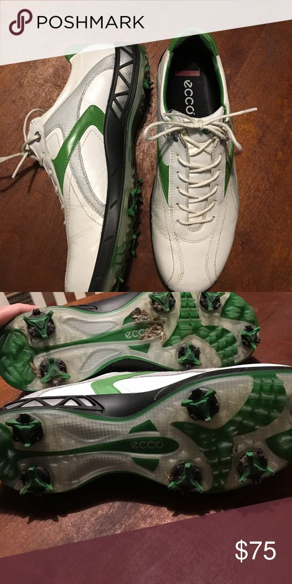 Ecco women's golf shoes Worn twice.. amazing golf shoes Ecco Shoes Athletic Shoes
