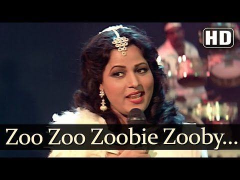 Zoo zoo zoobie zooby sarla yeolekar dance dance bollywood hit item songs alisha chinoy