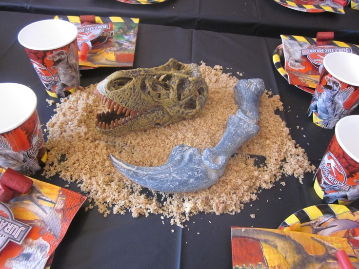 fossils and edible sand