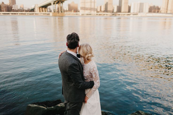 Brooklyn Wedding Photographer - Portland Wedding Photographer