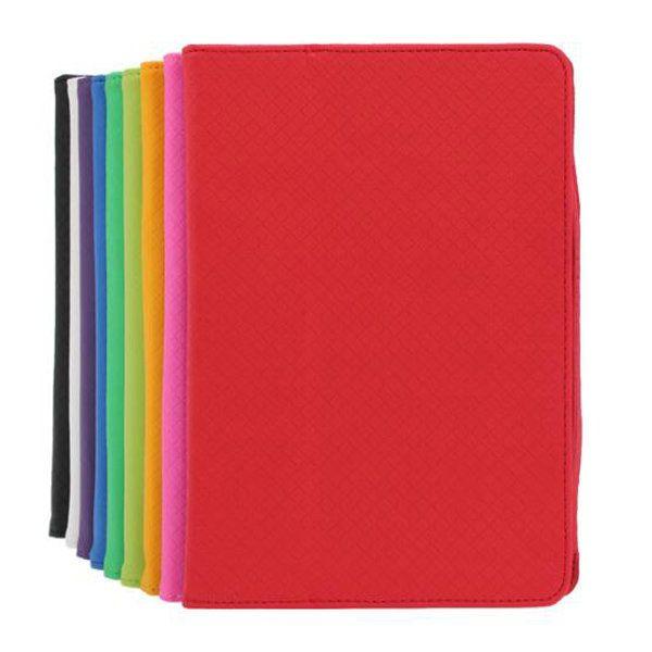 Lattice Design Litchi Pattern Leather Case With Stand For iPad Mini 1 2 3…