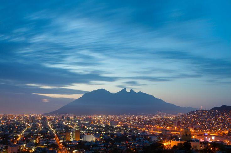 Ciudad de Monterrey.