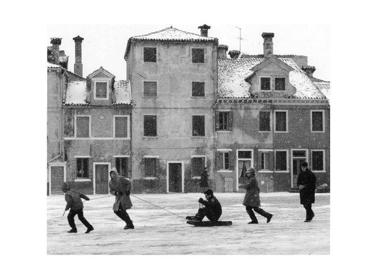 Gianni Berengo Gardin, Venezia 1960.