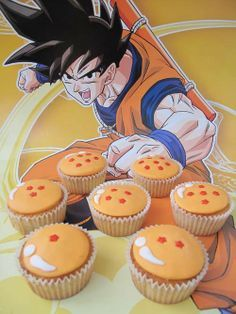 dragon ball z party decorations - Buscar con Google