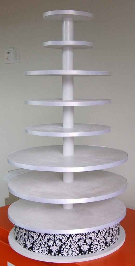 1285 Best Images About Cupcake Cake Stands On Pinterest