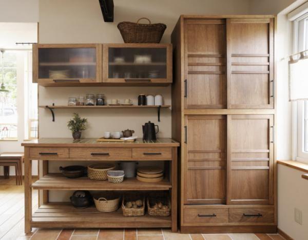 新築|オーダーキッチン/収納|ノースファクトリー