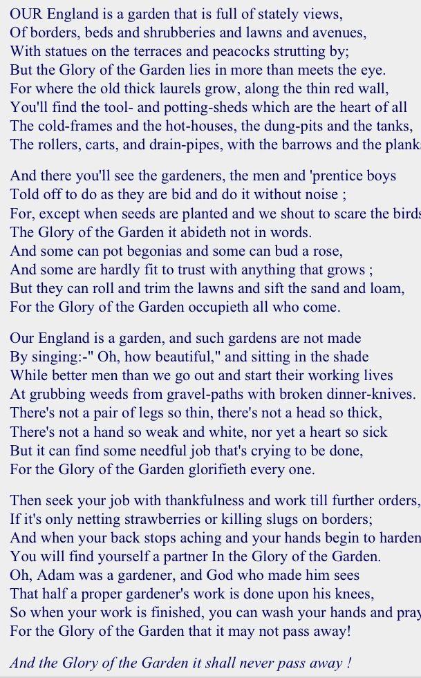 The Gardener Summary