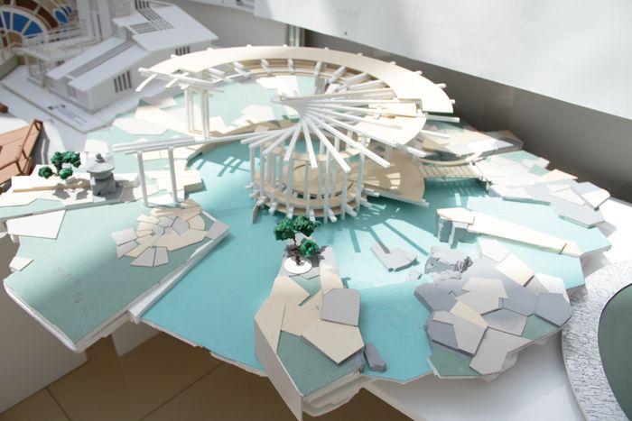 Выставка-конкурс архитектурно-дизайнерского творчества молодежи «Параллели-2013» пройдет в ДВФУ - Главная - ДВФУ