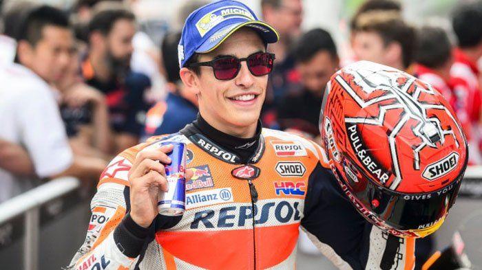 Tak Hanya Juarai MotoGP 2017, Marc Marquez Juga Dinobatkan sebagai Pebalap Terbaik