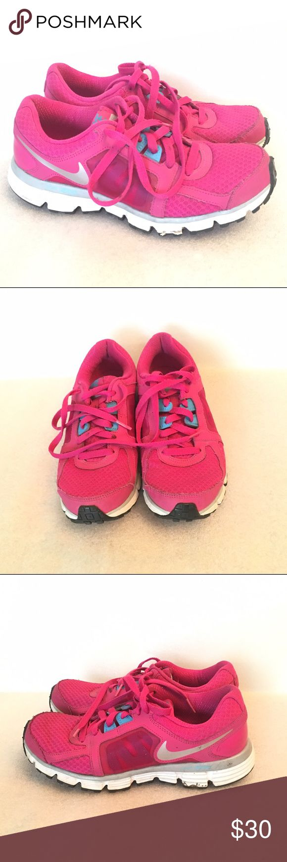 Pink nike shoes Comfy & cute Nike Shoes Athletic Shoes