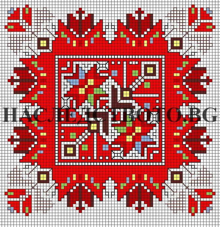 Bulgarian pattern