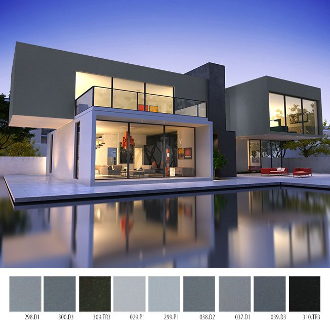 9 best fasadni materijali images on pinterest facade for Modern dallas homes for sale