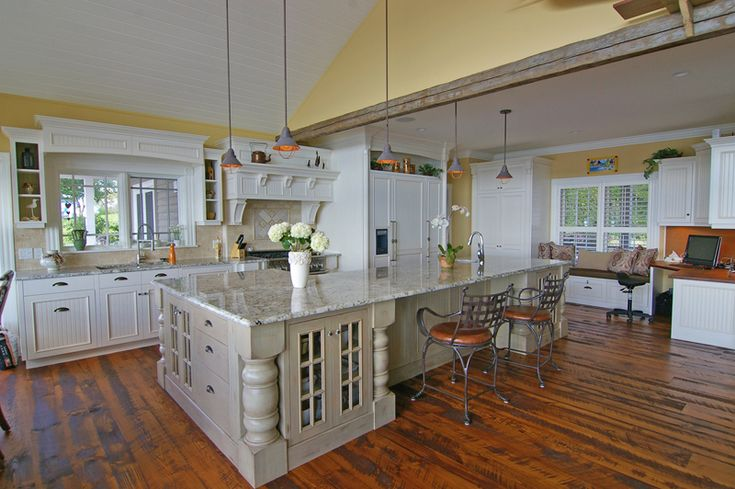 Kitchens beautiful family kitchens 010 big beautiful kitchen - 19 Best Images About My Dream Kitchens On Pinterest