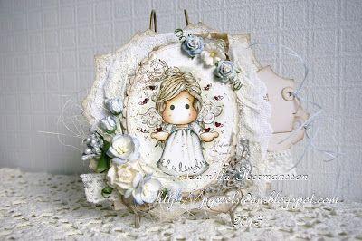 Camillas Magnolia Kort: Magnolia Advent Calender - Day 29