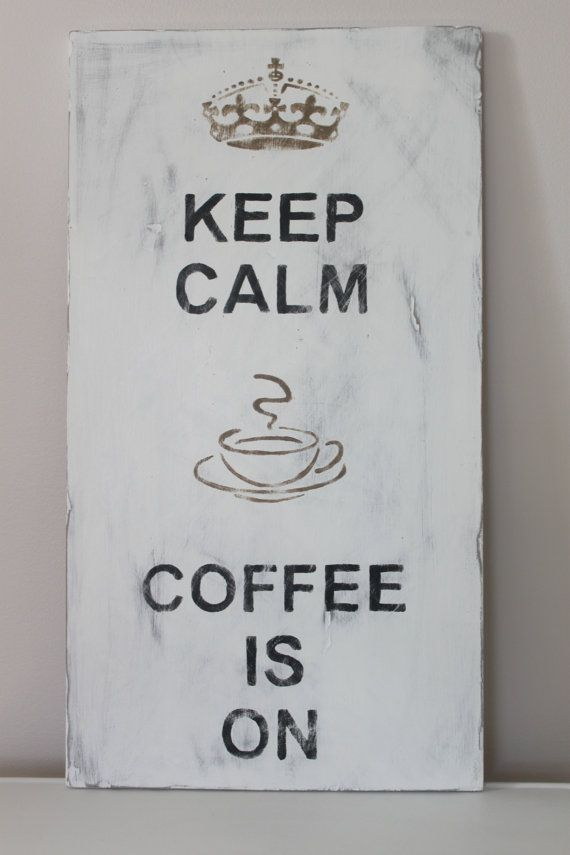 Mmm I love coffee. This would go pe