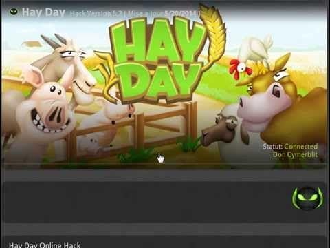 Hay Day Triche