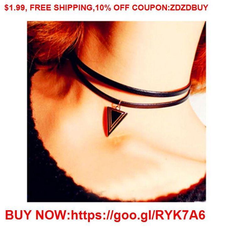 Gothic Jewelry Black Necklace & Pendant False Collar Handmade Women Accessories Choker Pendant #Earrings #Rings #Handmade #Silver #Pandora #Nature #Necklaces #Bracelets #Pendants #Bangles