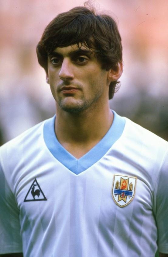 Enzo Francescoli, mundial 1986