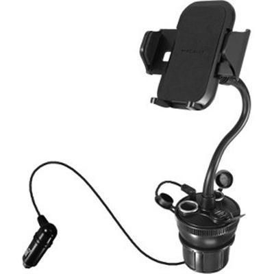 MacAlly - Cup Holder With USB Charger