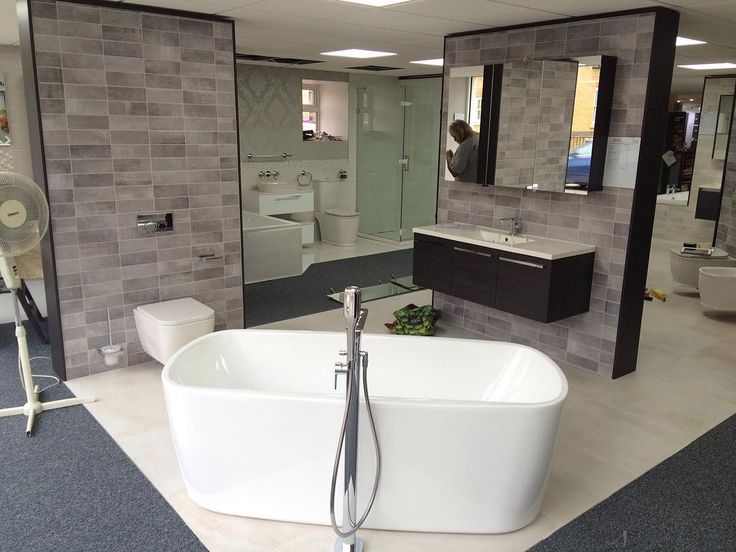 Build Stages Of The Ware Bathrooms Centre Whabs Showroom From Start To Finish A Joint Effort By Pura Group Team